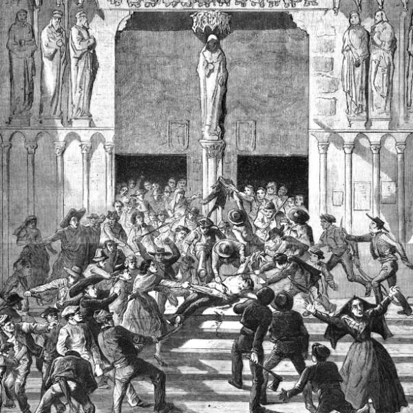 Acontece que no es poco | Asesinado en la catedral