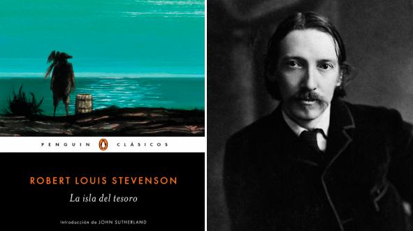 Un libro una hora: La isla del tesoro - R. L. Stevenson (07/02/2021)
