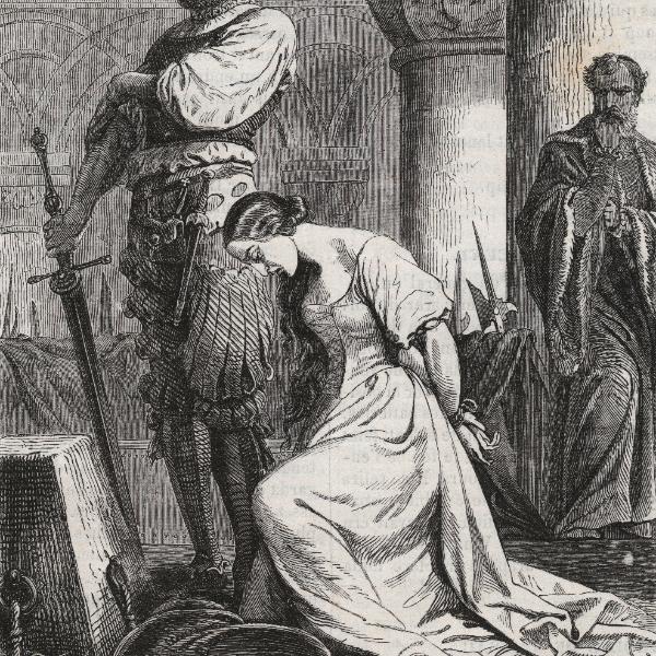 Acontece que no es poco   Catalina Howard: trasladada a la Torre de Londres y decapitada tres días después