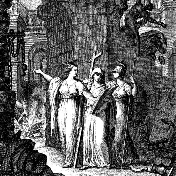 Acontece que no es poco   Abolición de la Inquisición
