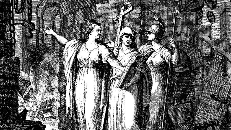 Acontece que no es poco | Abolición de la Inquisición