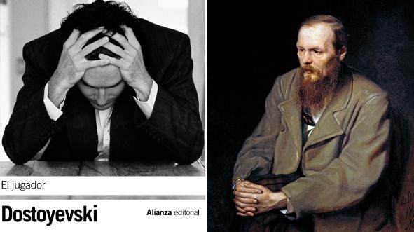Un libro una hora: El jugador - Fiódor Dostoyevski (28/02/2021)